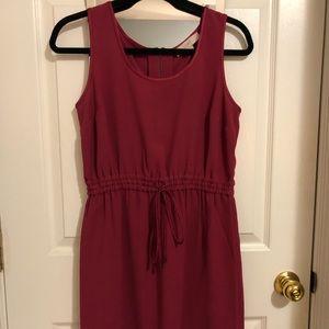 Loft Berry Dress